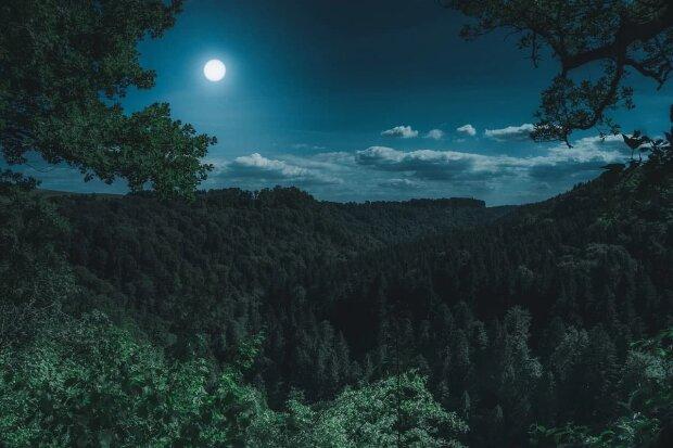 Голубая луна / фото: Pixabay
