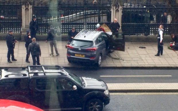 Нападение на Британский парламент: стрельба, жертвы и раненые