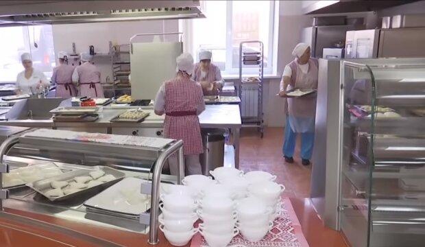 Їдальня Верховної Ради, фото YouTube
