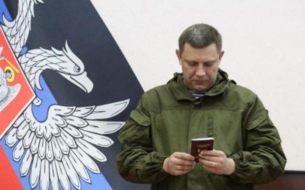 """Захарченко відповів на """"миротворчі"""" замашки Путіна"""