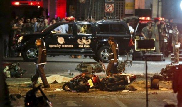 Оприлюднено фото підозрюваного в нападі в Бангкоку