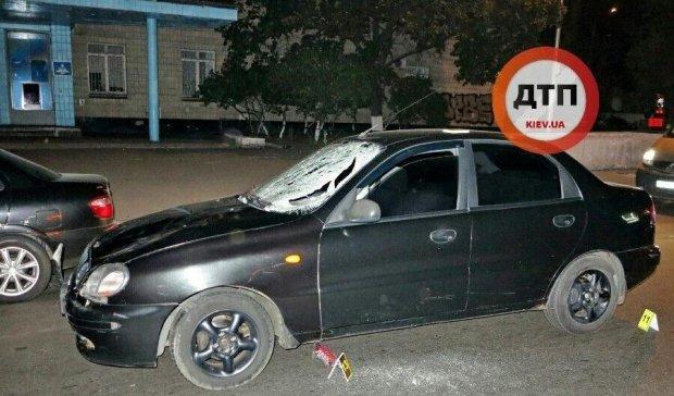 Daewoo насмерть збив порушника в Києві