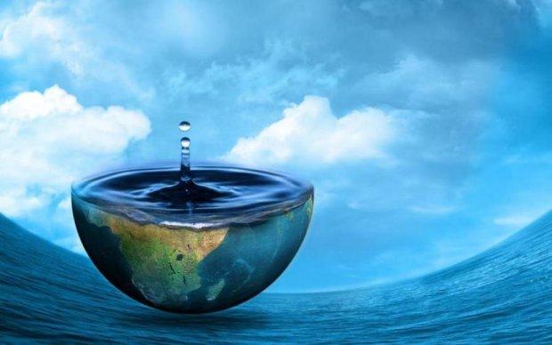 Вода раскрыла свое космическое происхождение