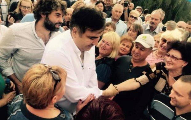 Всеукраїнський тур Саакашвілі: чого очікувати киянам