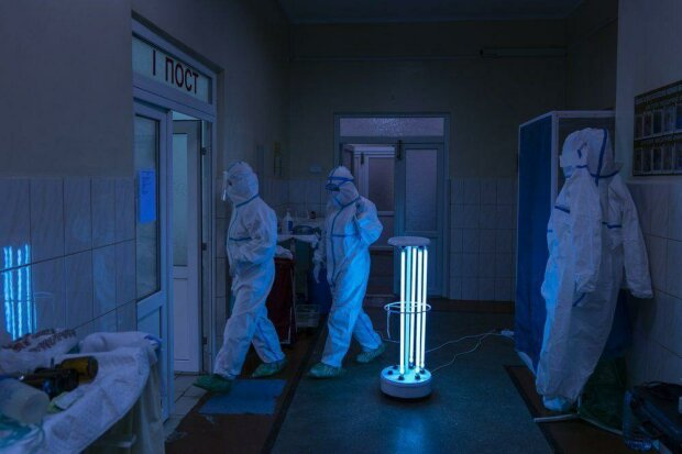 Лечение коронавирус, фото Associated Press