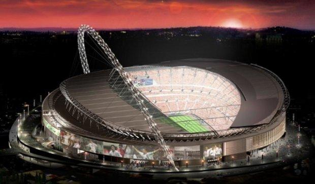 """""""Тоттенхем"""" гратиме на легендарному стадіоні """"Вемблі"""""""