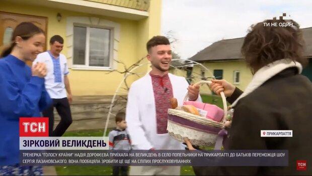 """DOROFEEVA приїхала до переможця """"Голосу країни-11"""", скріншот"""