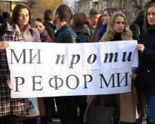 Митинг против реформы медицины, mi100.info