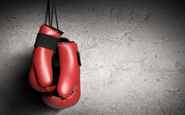 Грузинський боксер не витримав поразки й накинувся на тренера