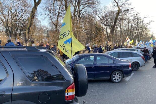 Розмитнення євроблях: водії вигадали схему уникнення штрафів, знайшовши лазівку у законі