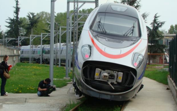 У мережі показали поїзд, який порушив закони фізики