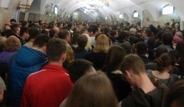 В Киеве заминировали 4 станции метро