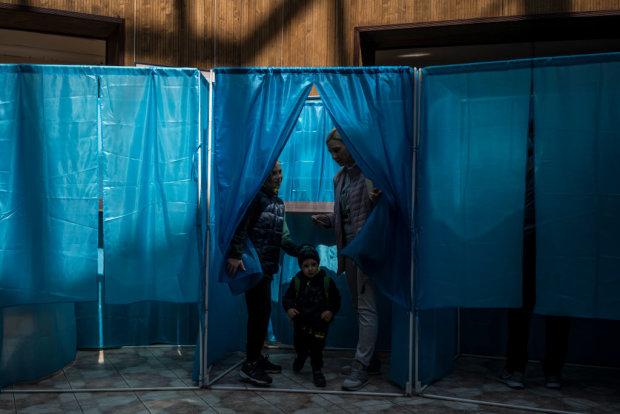Второй тур президентских выборов в Украине