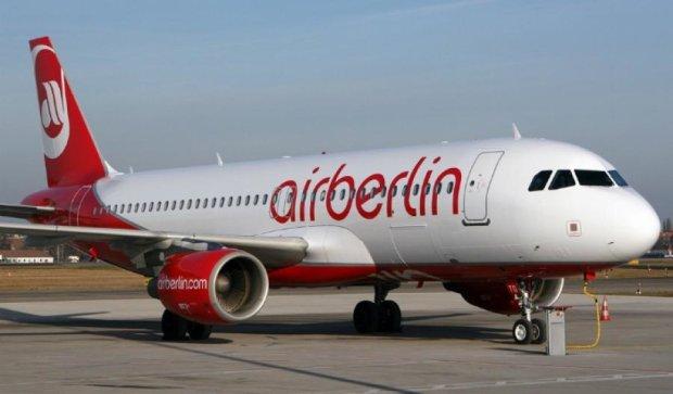 Німецька компанія Air Berlin припиняє польоти до Росії