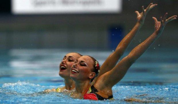 ЧМ по водным видам спорта: «бронза» украинских синхронисток