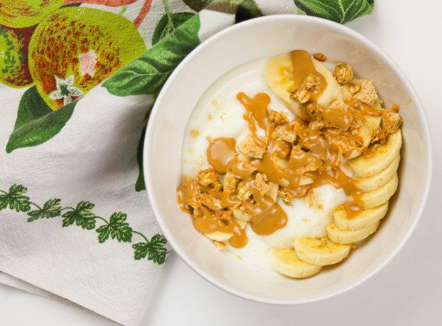 Чудесный рецепт домашнего йогурта с манго и медом