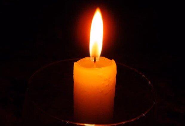 свеча, скриншот с видео