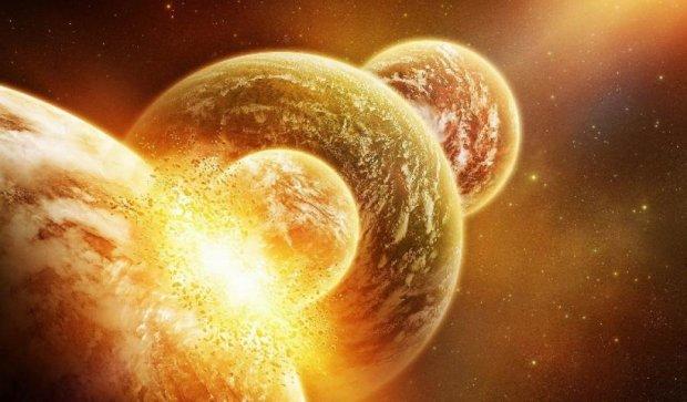 """Сегодня ночью можно увидеть """"поцелуй"""" планет (видео)"""