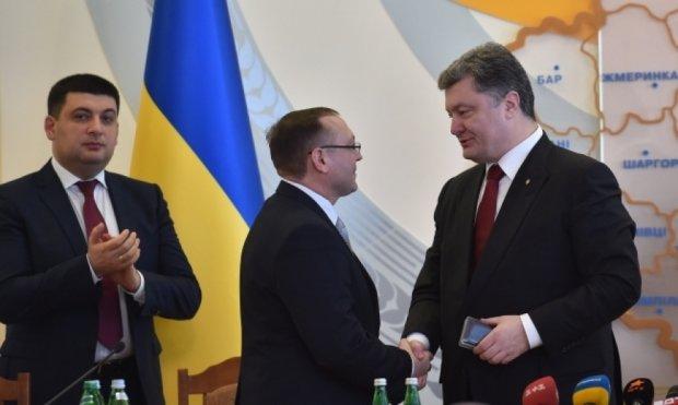 Перед візитом президента із госпіталю виписали бійців із Донецька