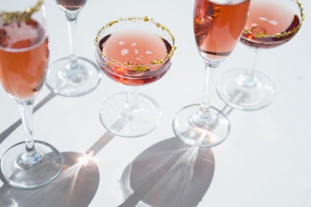 Рецепт настоящего коктейля просекко