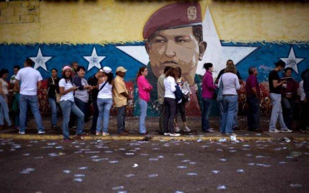 Четверо кандидатів зійшлися в боротьбі за Венесуелу