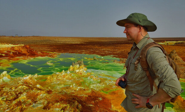 """""""Долина смерті"""": і на Марс не треба летіти, найбільш неживе місце знайшли на Землі"""