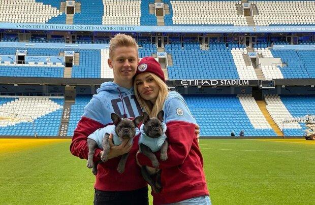 Олександр Зінченко і Влада Седан, instagram.com