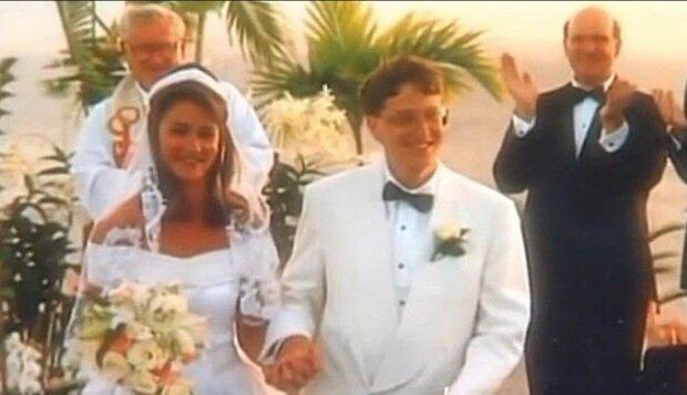 Білл і Мелінда Гейтс, фото: кадр з відео
