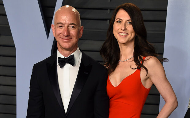 Глава Amazon Джефф Безос больше не самый богатый на планете: вот что делает с человеком развод