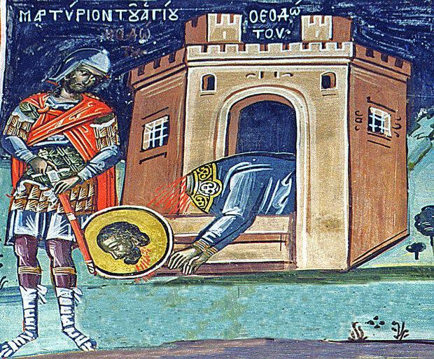 Святий Феодот, фото: Православный календарь