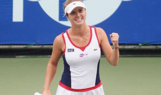 Свитолина встретится с Венус Уильямс на турнире WTA Premier