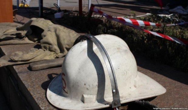 Запорізькі рятувальники провели акцію протесту з вимогою реформ