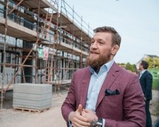Конор Макгрегор побудував безкоштовне житло для бездомних ірландських сімей