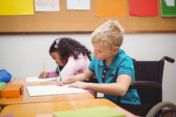 Инклюзивное образование в Украине