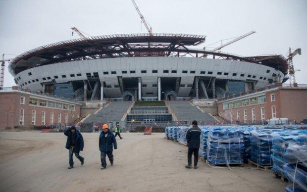 Стало відомо, у скільки кожному росіянину обійшовся найдорожчий стадіон світу