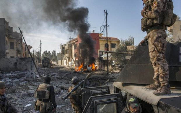 Террористы взорвали мечеть-прародительницу ИГ