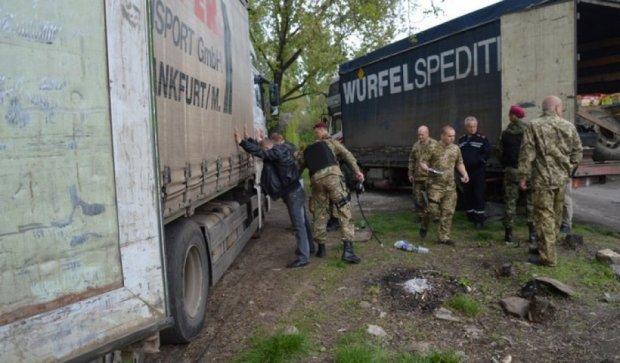 Логистические центры поборят контрабанду на Донбассе - Жебровский