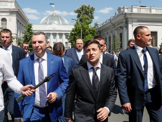 Відставка Клімкіна, Полторака, Грицака, Луценка: Зеленський гідно прийняв виклик Ради