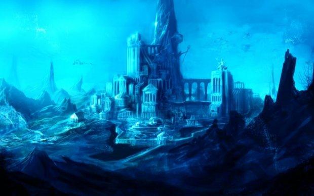 Посреди Бермудского треугольника нашли подводный город