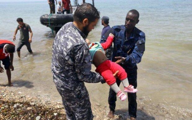 Страшная трагедия в море: более 100 погибших, среди них дети