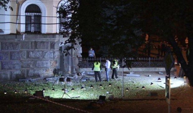 Теракт под одесским СБУ: в ночь взрыва исчезли дежурные милиционеры