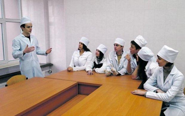 Студентам-медикам подготовили сюрприз