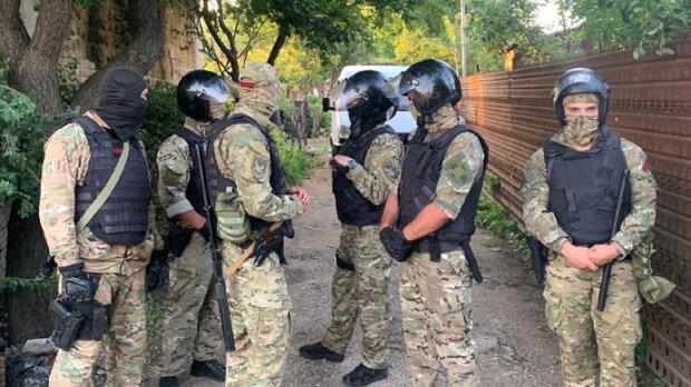 Затримання, фото Кримська солідарність
