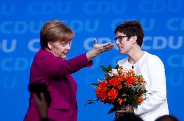 Преемница Меркель уже знает, как избавится от Путина: в этом ей поможет Кличко