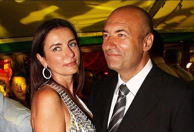 Игорь Крутой с женой, фото из открытых источников