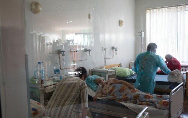 Лікарня, фото: Hromadske