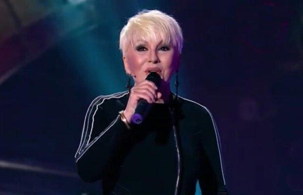 Валентина Легкоступова, скріншот з відео