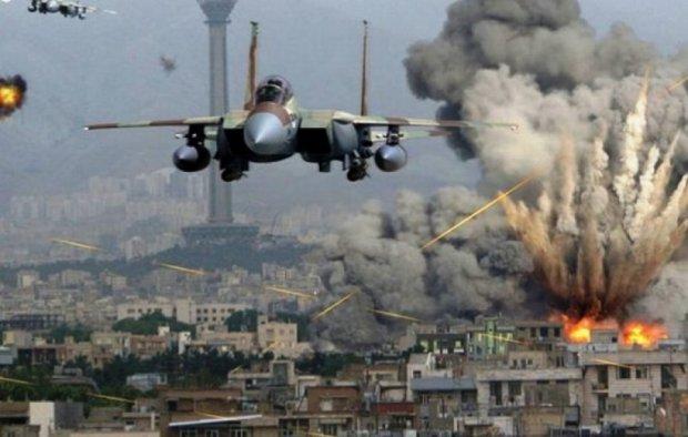 В результате авиаудара по Йемену погибли 40 человек (видео)