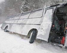 Аварія на трасі Київ-Чоп