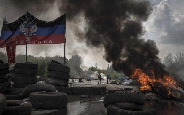 Путинские звери обстреляли украинские позиции из запрещенных Градов: фото